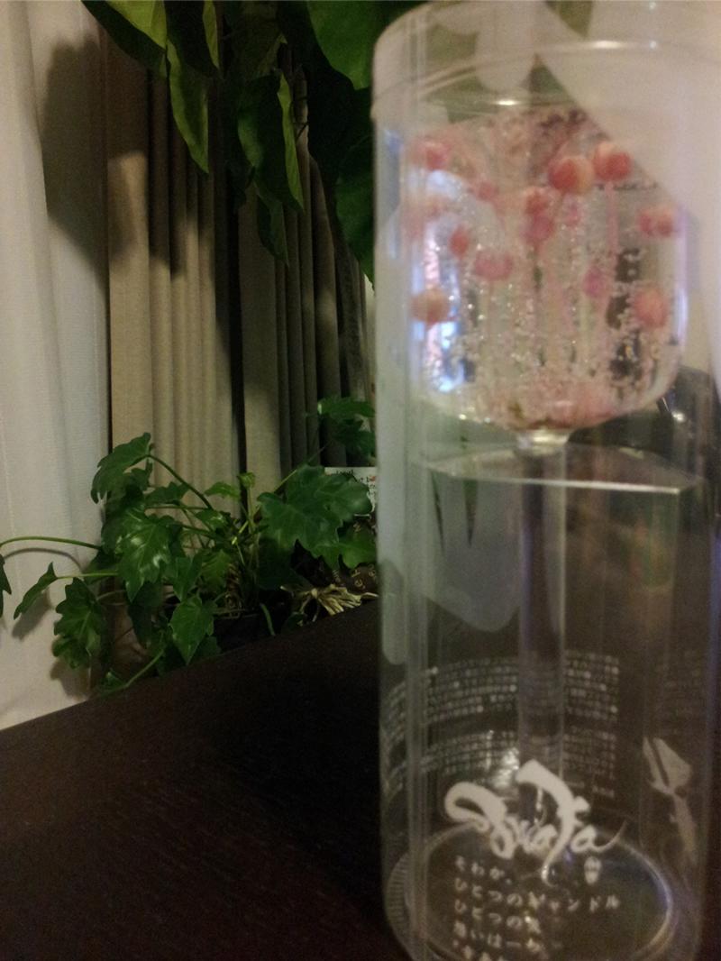 キャンドル 商品名 『sowaka』1